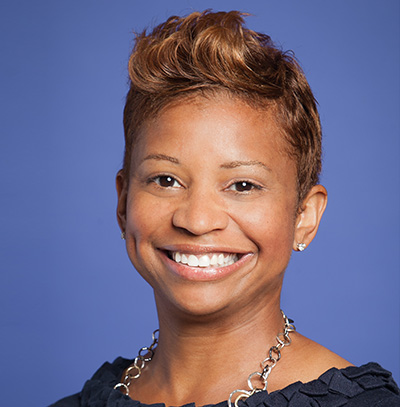 Photo of Capital Impact Partners Chief Financial Officer Natalie Gunn