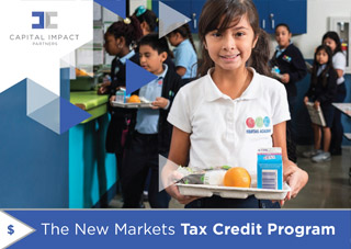 Cover of New Markets Tax Credit Policy Brief