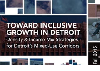 Cover of Inclusive Growth research report