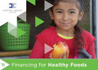 Cover of Healthy Food Financing Initiative Policy Brief