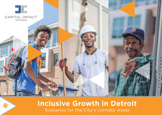 Cover of Inclusive Growth in Detroit Report