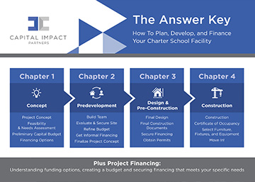 Capital Impact Answer Key guide to charter school construction