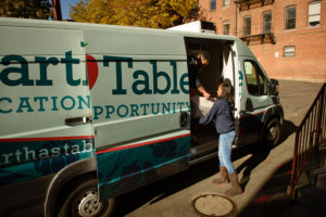 Martha's Table supports community food and education needs