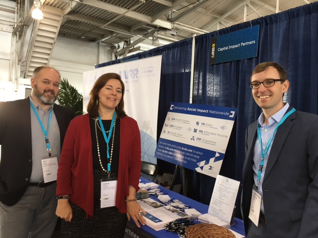 Capital Impact Partners - SOCAP Booth