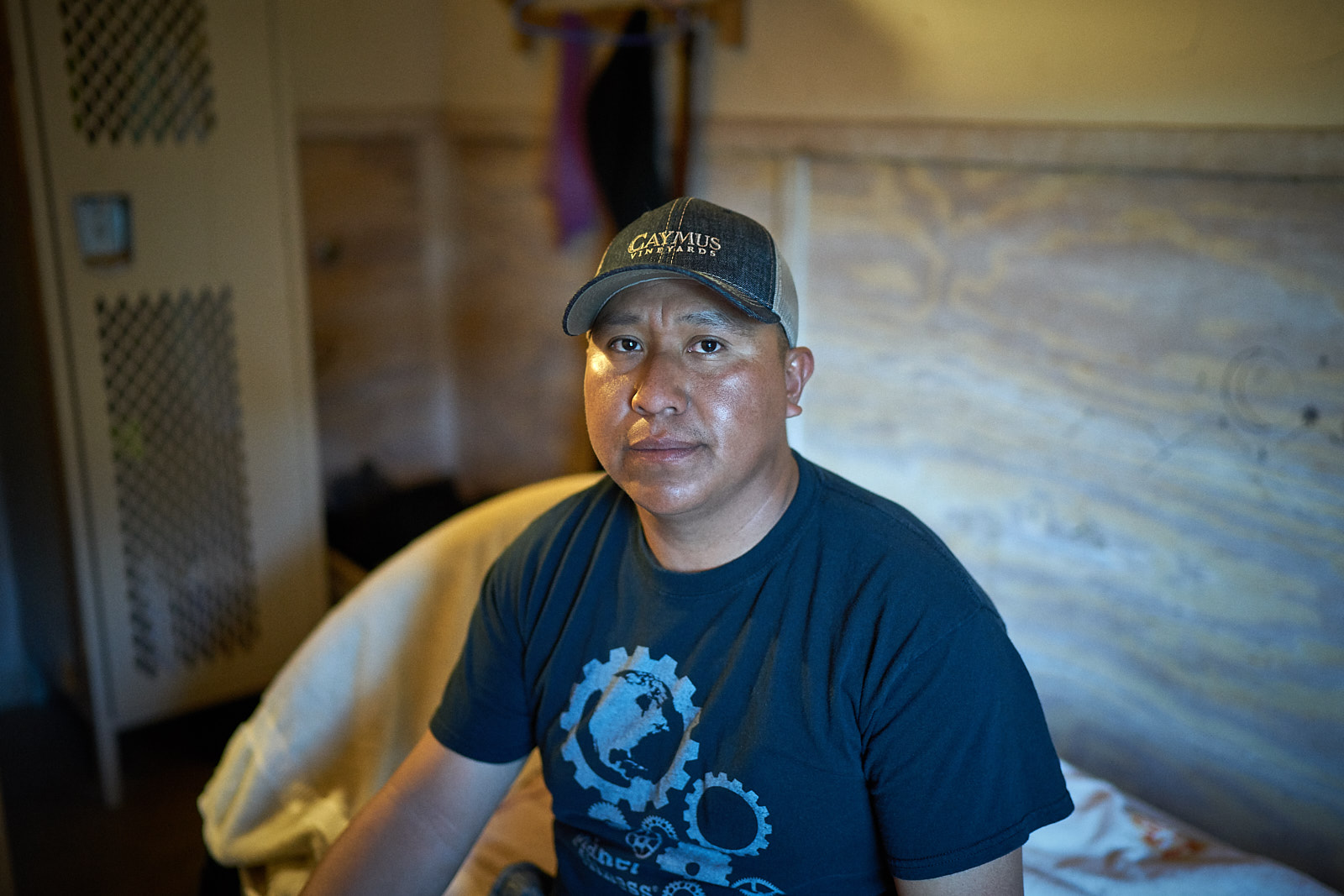 Farmworker in the River Ranch Farm Workers Housing Center