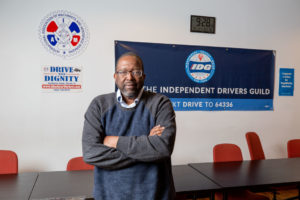 Martin of the Independent Drivers Guild