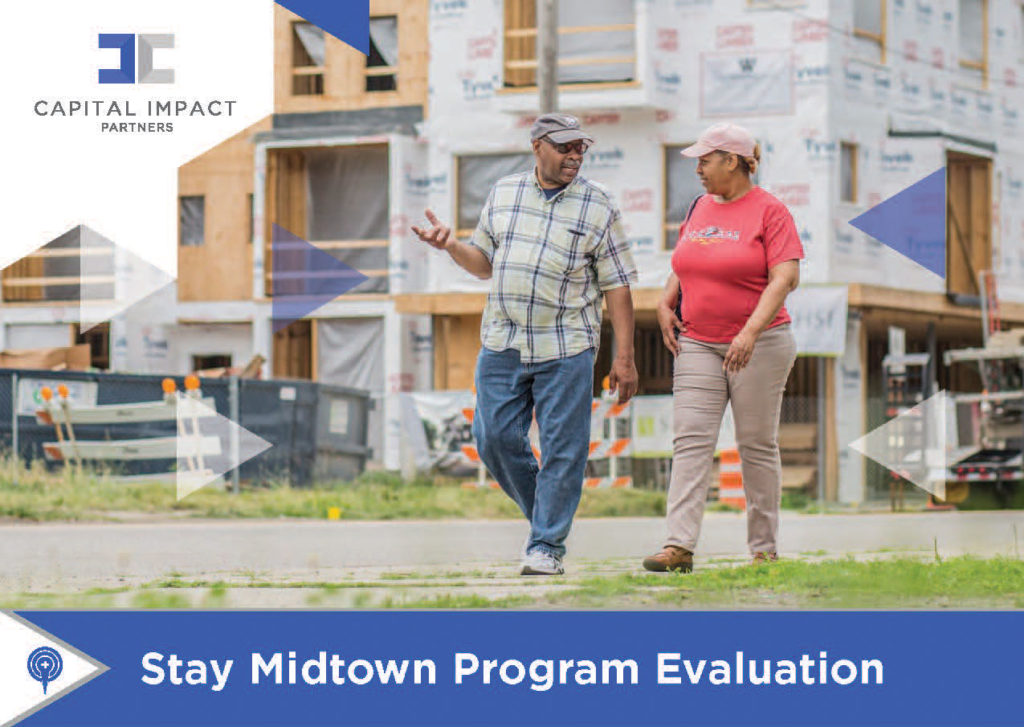 Cover of Stay Midtown evaluation report