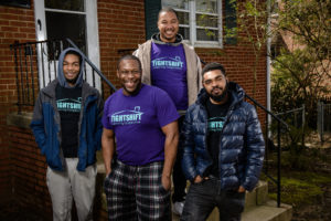 Worker owners of Tighshift Laboring Cooperative