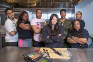 Worker owners of ChiFresh Kitchen