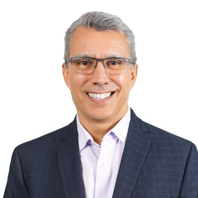 Headshot of Robert Villarreal, Chief External Affairs Officer for Capital Impact Partners and CDC Small Business Finance